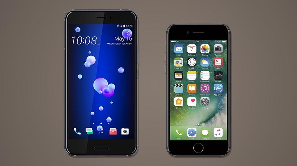 Sửa iPhone 7, 7 Plus xanh màn