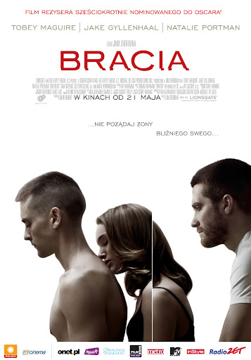 Polski plakat filmu 'Bracia'