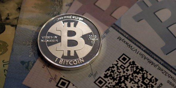 """Pour Éric Larchevêque, """"le défi de cette monnaie virtuelle est de donner accès à un système de transaction simple là où les services bancaires traditionnels sont peu développés""""."""