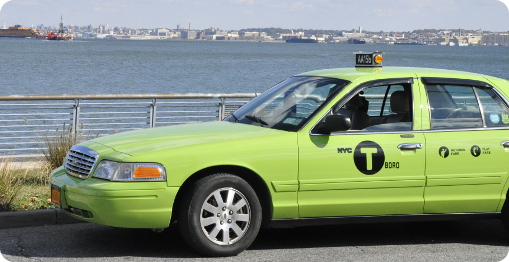 Green Cabs Were Launched In 2017 New York City Targeted Towards Taxi Rides The Outer Boroughs Of Nyc That Traditionally Underserved By Yellow