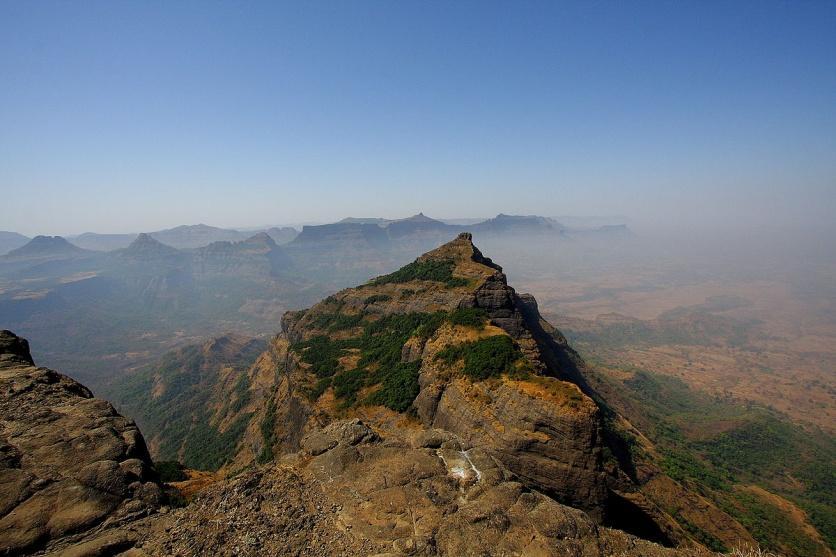 Harishchandragad trek near Mumbai