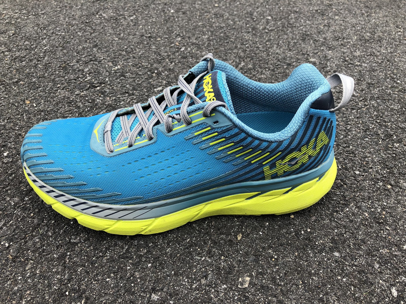 4291b90a5d63 Road Trail Run  Hoka One One Clifton 5 Review  A new upper the big ...