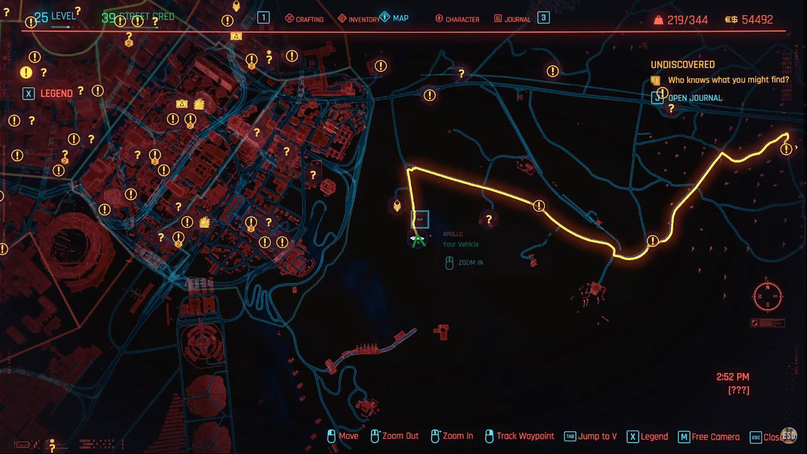 cyberpunk 2077 dexter gun location plan b