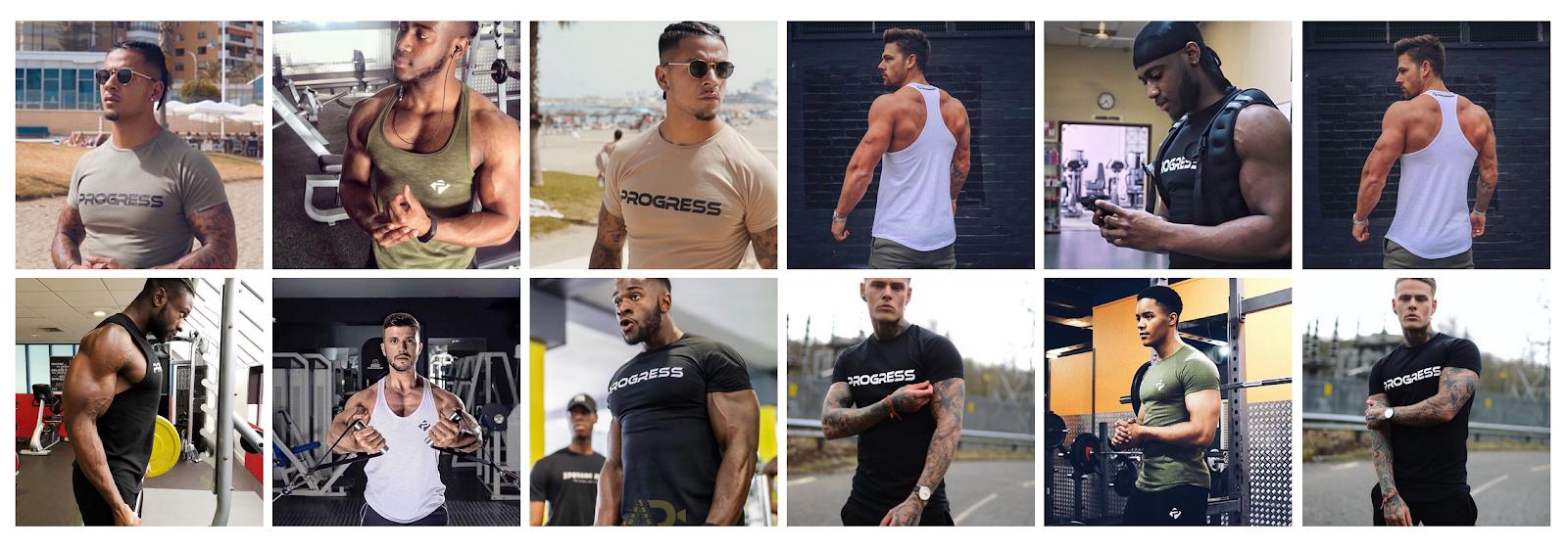 Fitness Models | Progress Gym Wear