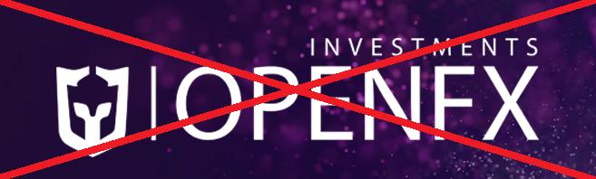 Обзор брокера-афериста OpenFX и отзывы обманутых трейдеров