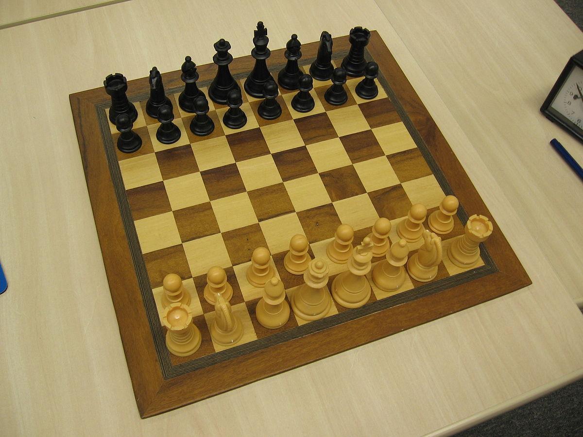 Pembukaan catur - Wikipedia bahasa Indonesia, ensiklopedia bebas