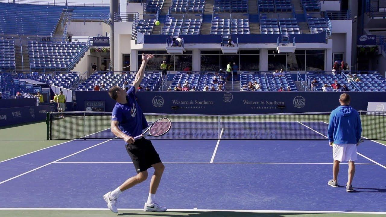 Basic Tennis Shots In The Game Of Tennis