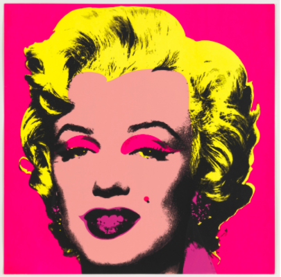 Andy Warhol (1928 - 1987) - Untitled from Marilyn Monroe, 1967