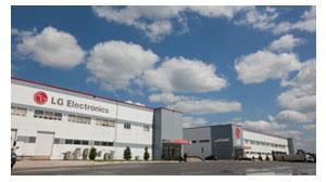 Завод LG Electronics
