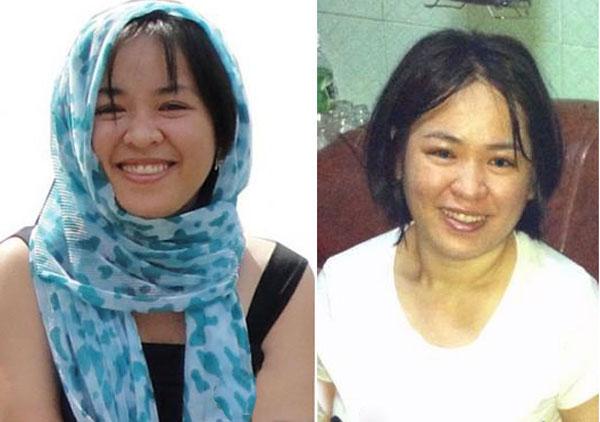 Chị Đỗ thị Minh Hạnh trước lúc bị bắt và ngày được ra tù năm 2014, chị đã hy sinh đổi 4 năm tuổi trẻ cái tuổi đẹp nhất của người con gái, cho dân chủ và nhân quyền....