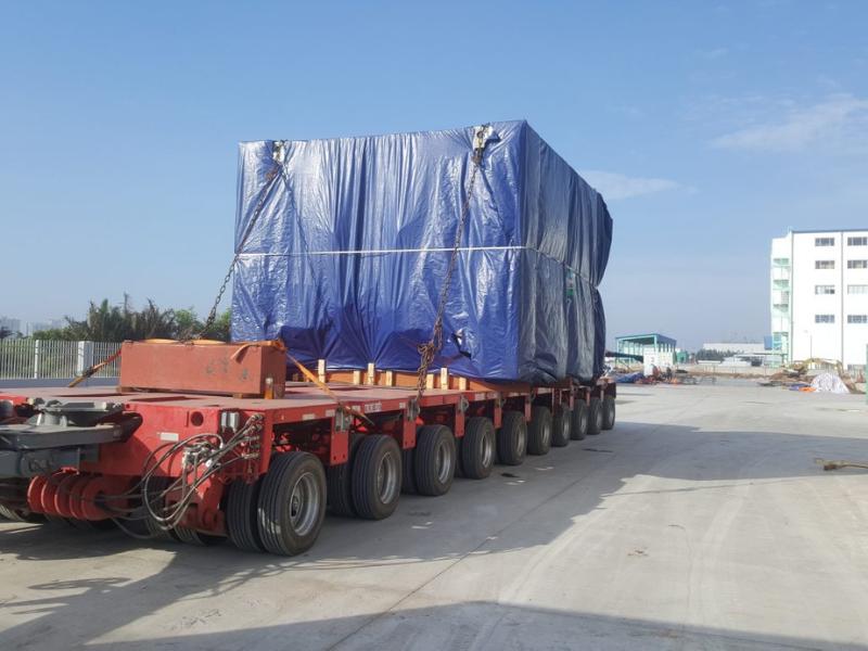 Năng lực dịch vụ vận chuyển hàng Bình Dương đi Quảng Bình