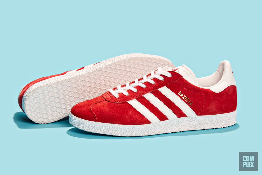 The History Of History GazelleComplex The Adidas sCrhdxBotQ