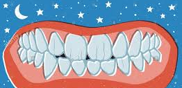 anxiety and stress teeth grinding