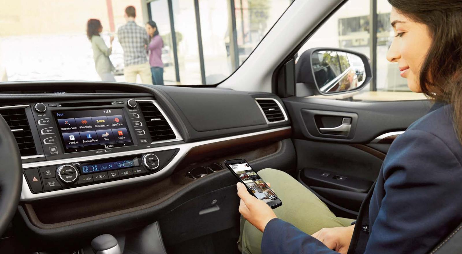 Toyota in Burnaby - 2016 Hylander Interior - Greater Vancouver Toyota Dealer