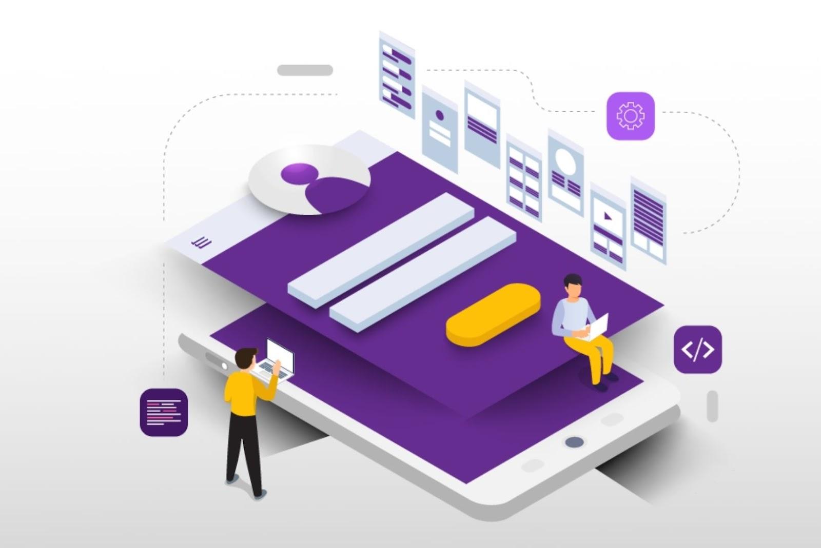 Mobile-first development