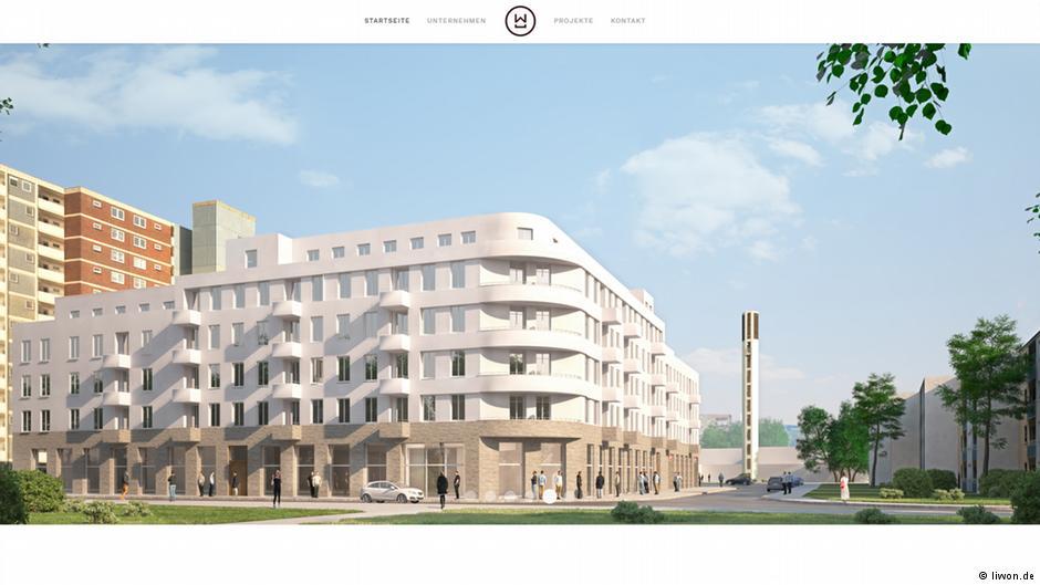 Ложкин приобрел 49% акций в новосозданной Liwon Hilden, строившей жилой комплекс в Хильдене вблизи Дюссельдорфа