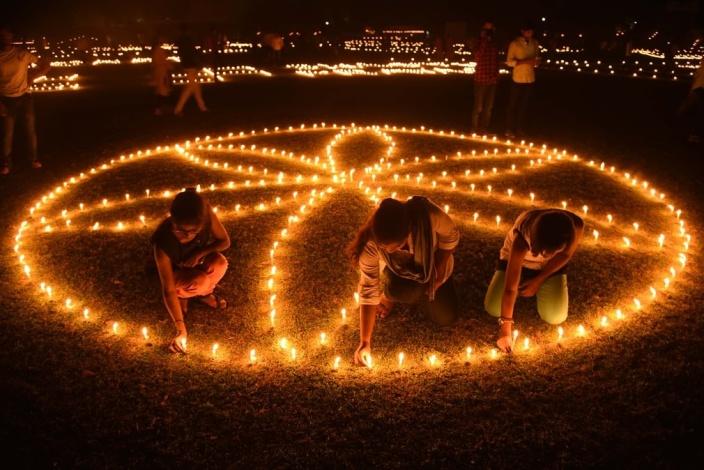 Lana Phoenix want : Фестиваль огней Дивали (Индия)