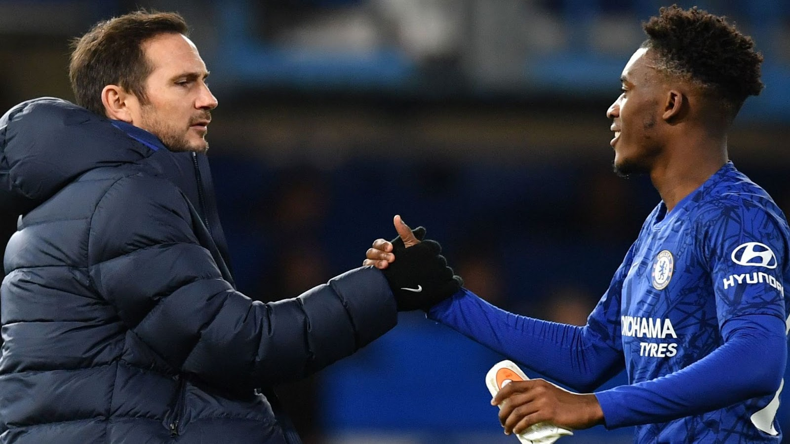 Callum Hudson-Odoi: Frank Lampard urges Chelsea winger to learn ...