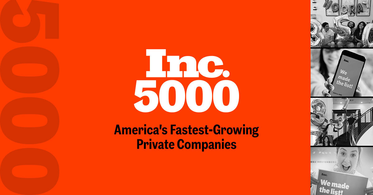 GROUNDFLOOR was recognized on the 2021 Inc. 5000 List.