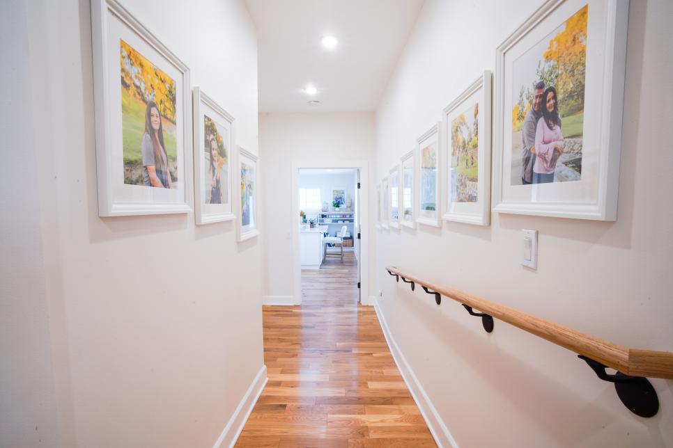 Inspirasi desain rumah universal dengan lantai yang landai - source: hgtv.com