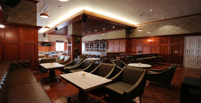 paradise bar lounge FLC Vĩnh Phúc
