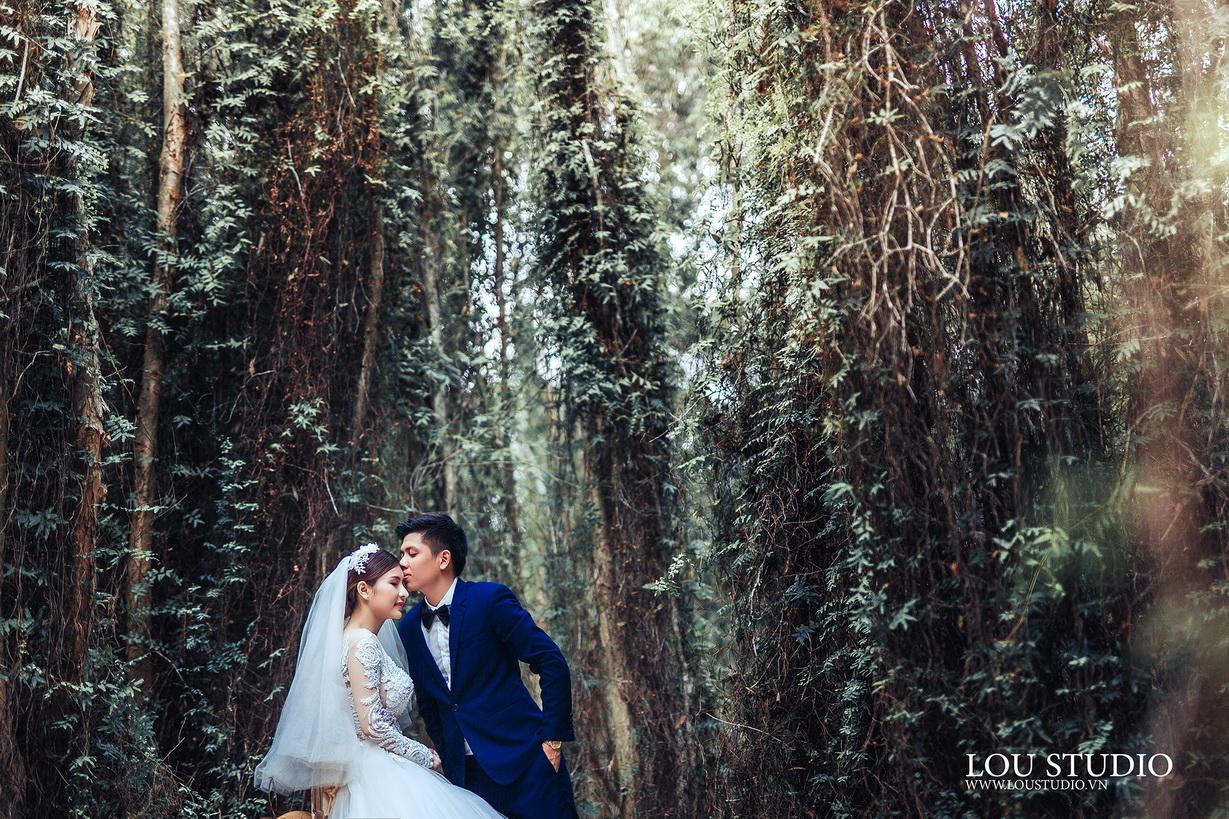 Gói chụp ảnh cưới tại Ba Vì bao gồm những gì?
