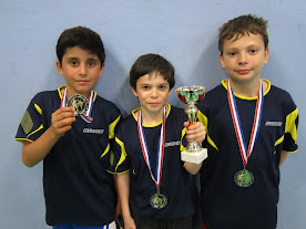 Finales Championnat des Jeunes 2012