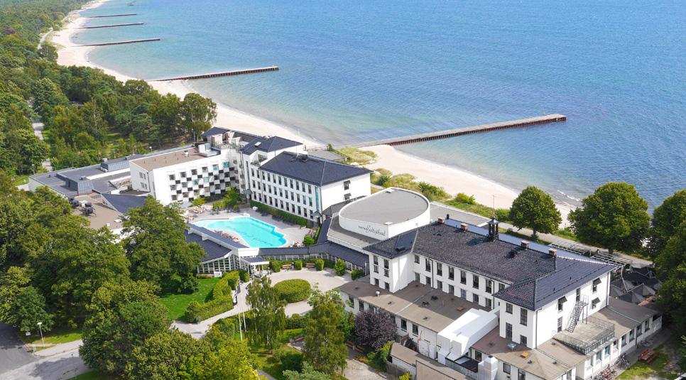 Ystad Saltsjöbad - Hotel Review