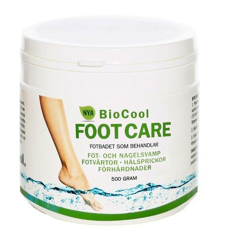 BioCool FootCare 500 g vårtmedel Bäst i Test