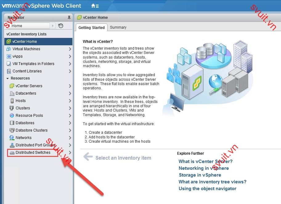 create vSphere Distributed Switch (2)