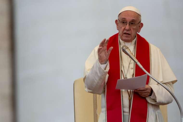 Đức Thánh Cha nói với các lễ sinh: con đường nên thánh không dành cho những người lười biếng