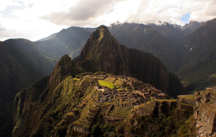 Viajar de mochileros por Machu Picchu el sueño de muchos