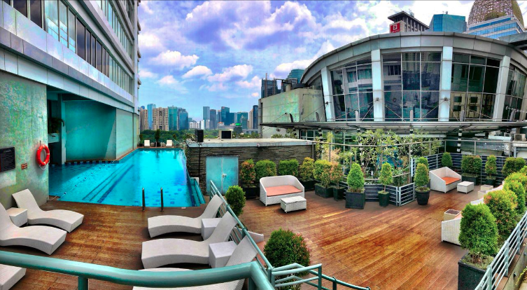 Apartemen Dekat Dengan Stasiun MRT Senayan: fX Residence Apartment