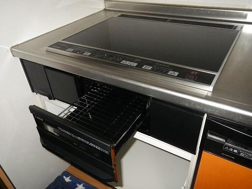 Bếp từ kiêm lò nướng Panasonic KZ-G32AK