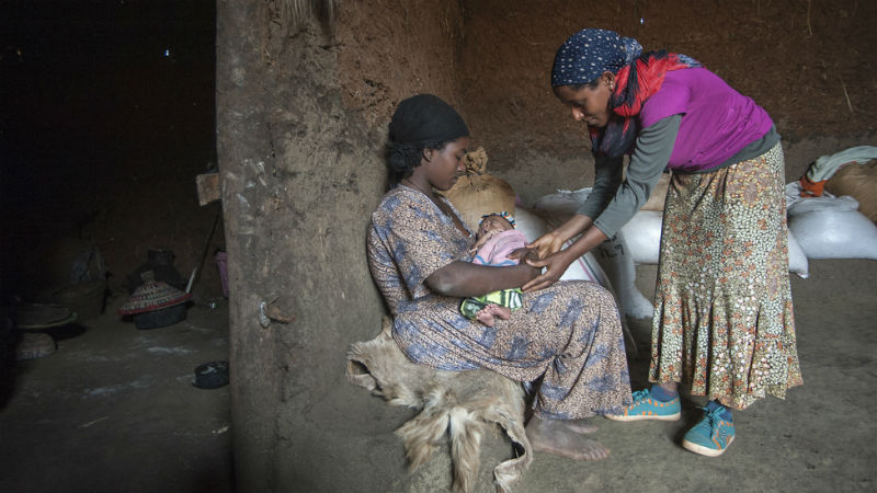 Opinion: Business as usual won't work for maternal and child health