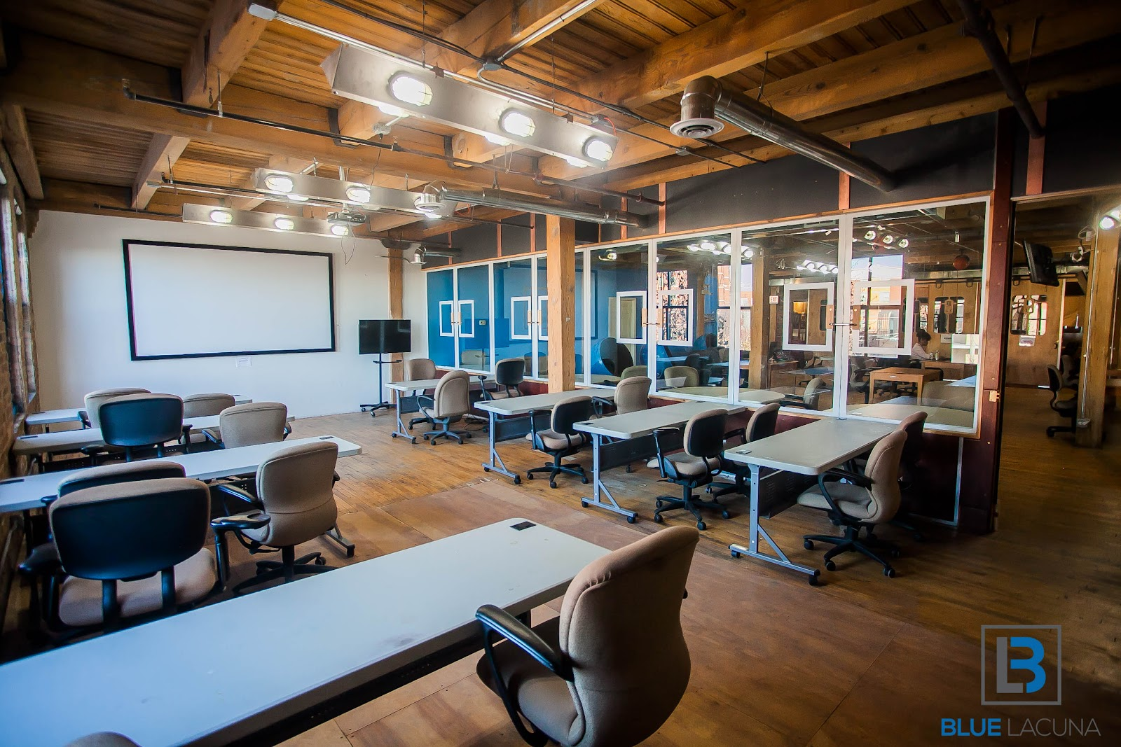 The Blue Lacuna Coworking Spaces in Chicago