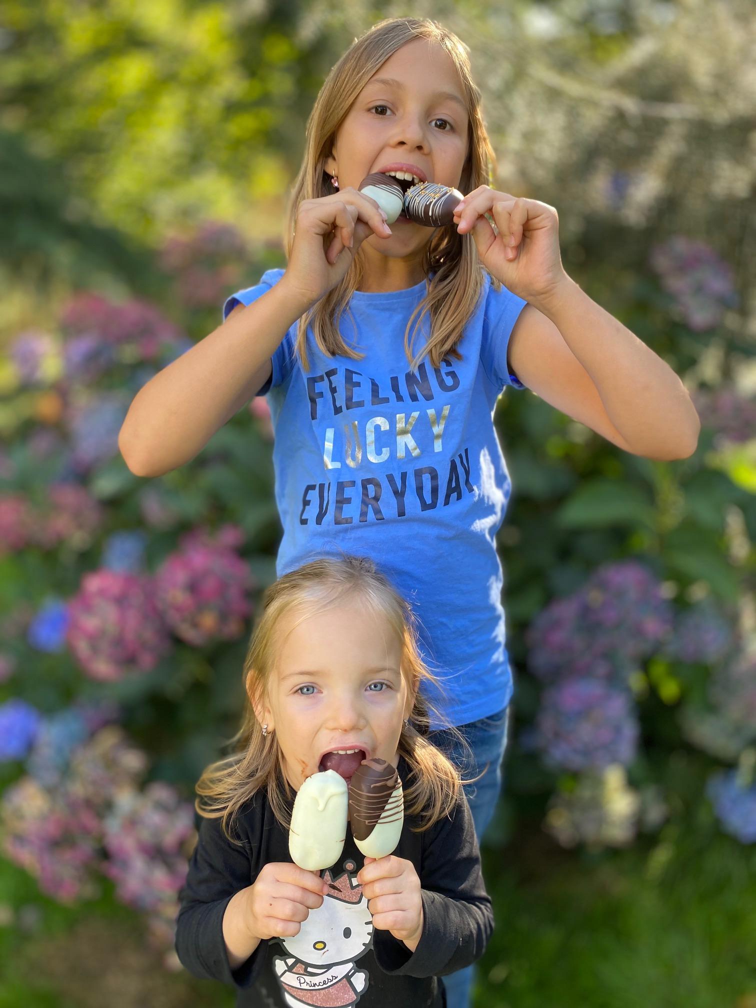 Recenze Frutiko: Jedlá kytice, ovocná kytice, dortové nanuky, muffiny, cupcakes