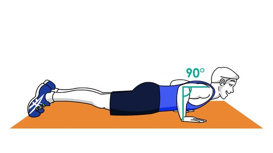 Beginners Workout- Push-ups