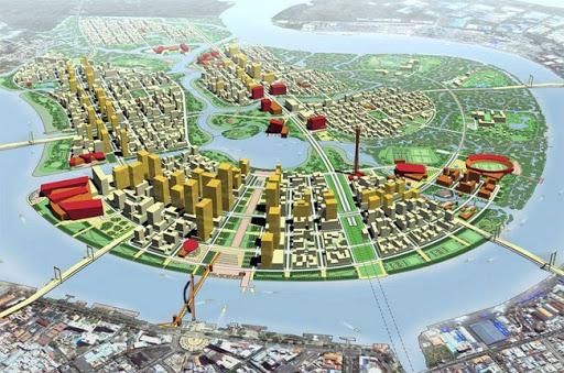 Giá thuê văn phòng quận 2 cao nhất là 35$ /m2 thuộc dự án Sala – Sarimi
