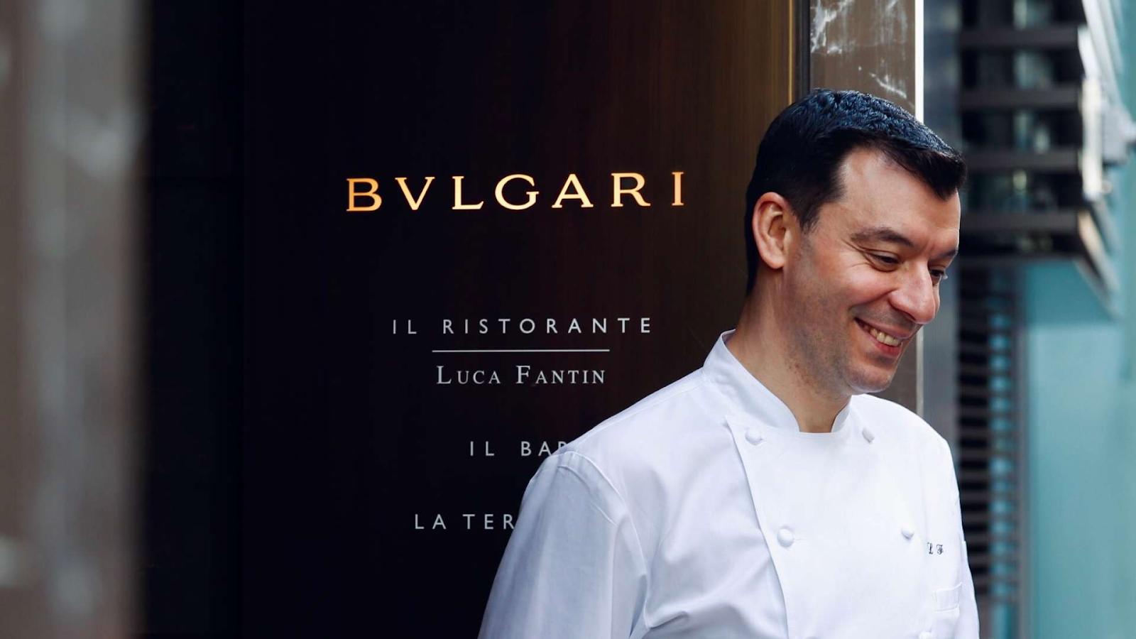 Luca Fantin Il Ristorante Restaurant Uluwatu