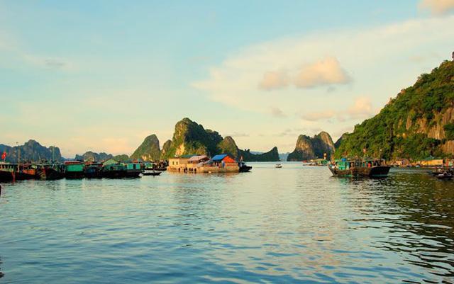 Du lịch đảo Quan Lạn Vân Đồn