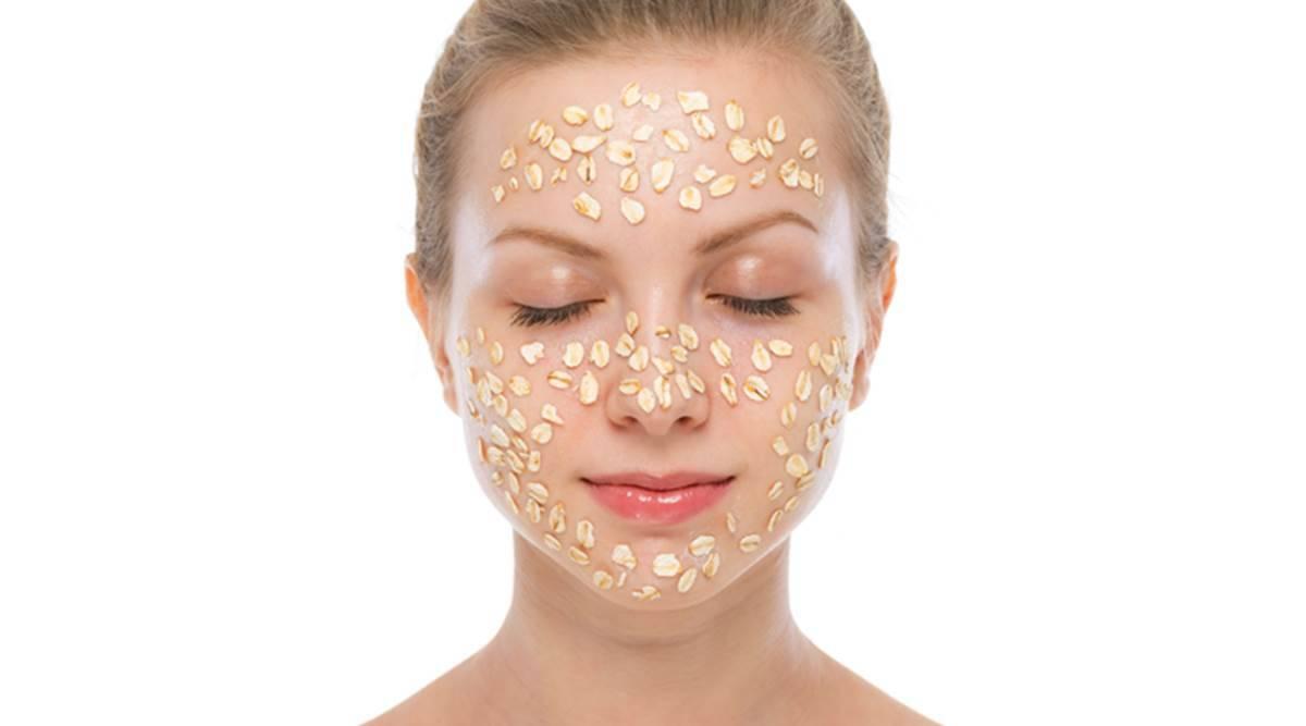 oatmeal benefits for skin