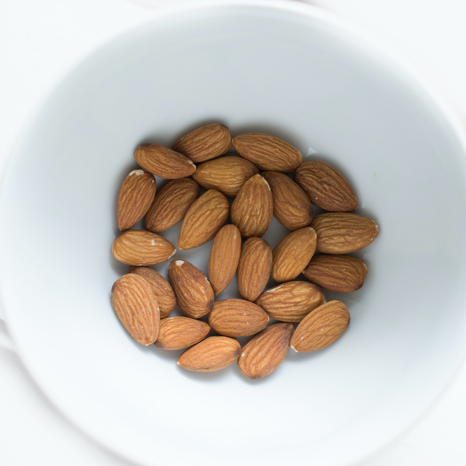 Almonds are good for eyesight