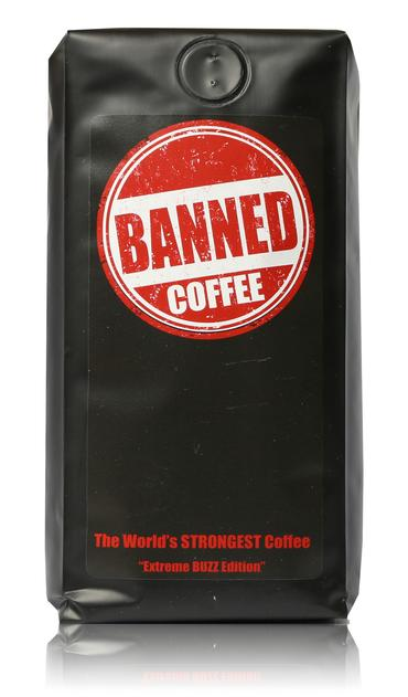 STRONGEST COFFEE BRANDS ONLINE banned coffee