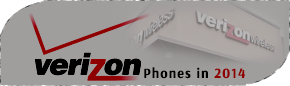 New Verizon Phones 2014