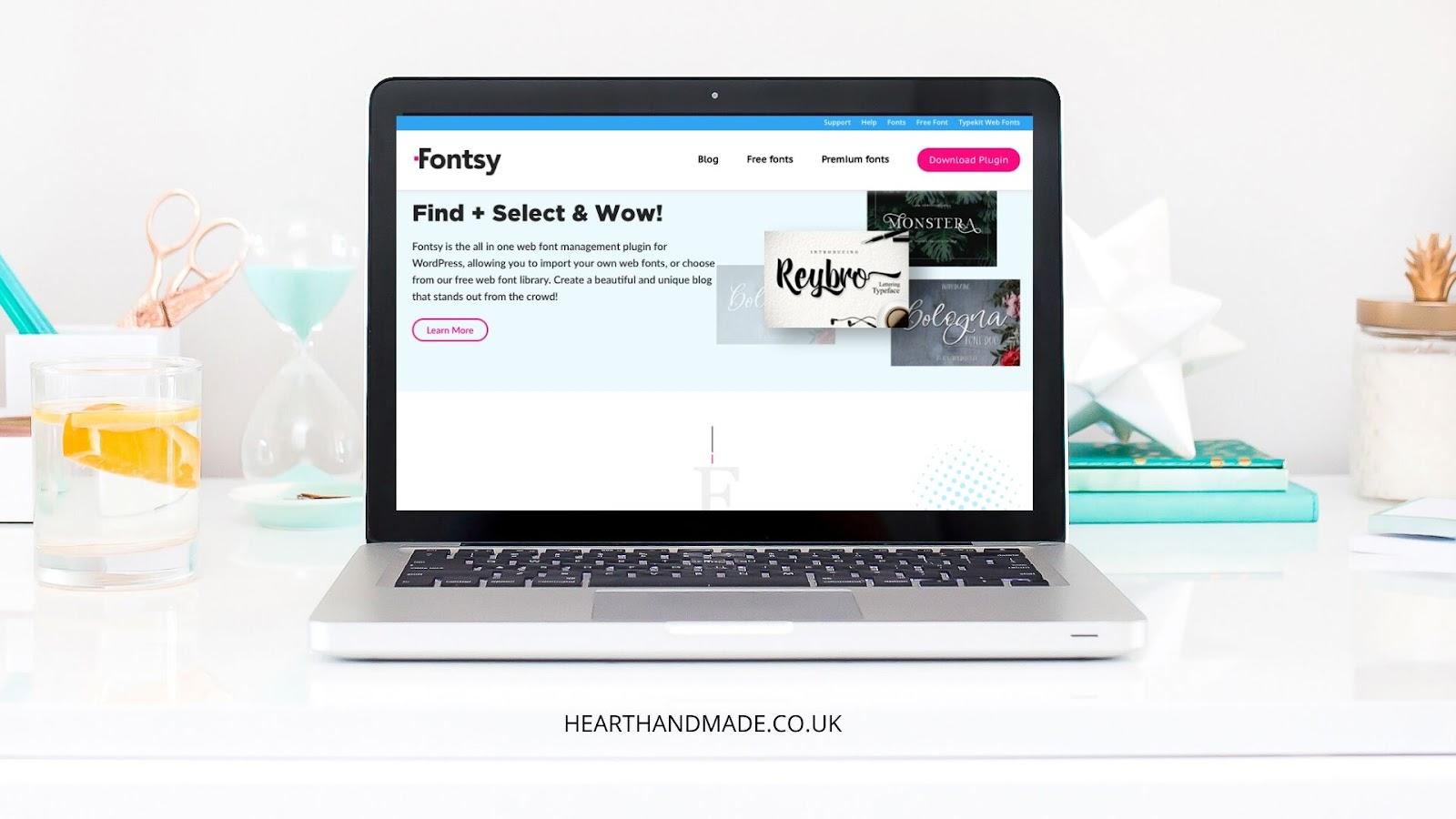 How To Change WordPress Font - Fontsy Plugin