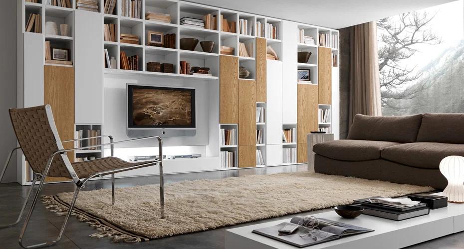 """Thiết kế không gian phòng khách không thể """"thông minh"""" hơn"""