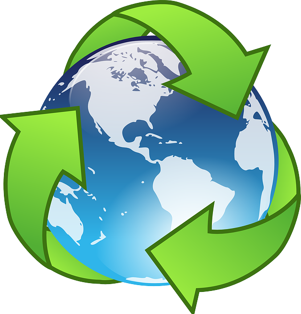Recycle, Green, Earth