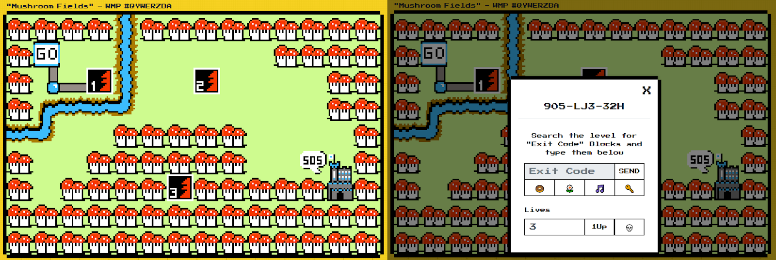 Clever Mario Maker Fan Adds Desperately Missed Feature World Maps
