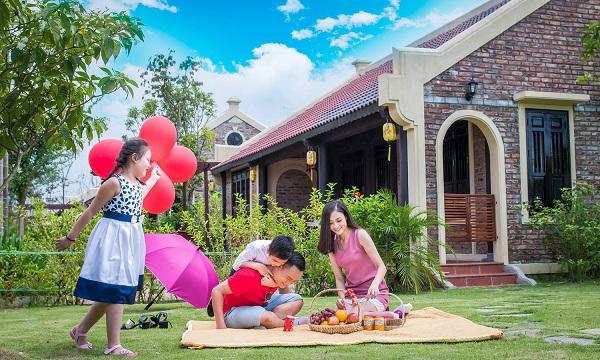 Hướng dẫn đặt phòng tại khu sinh thái Vườn Vua Phú Thọ